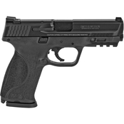 S&W M&P 2.0 9mm 4.25 in. Barrel 17 Rnd 3 Mag NS Pistol Black