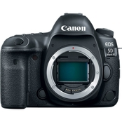 Canon EOS 5D Mark IV 30.4MP DSLR Camera Body
