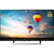 SONY 49 in. 4K HDR LED 60Hz Smart TV XBR-49X800E