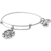 Alex and Ani Lotus Peace Petals Bangle Bracelet