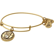 Alex and Ani Charity By Design Claddagh Bangle
