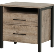 South Shore Munich Nightstand