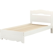 South Shore Caravell Twin Bed