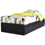 South Shore Twin Storage Bed
