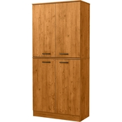 South Shore Axess 4 Door Storage Cabinet