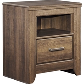 Signature Design by Ashley Juararo 1 Drawer Nightstand