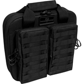 Evolution Tactical Double Pistol Case