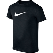 Nike Boys Swoosh Dry Training Tee