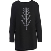 Woolrich Textured Motif Sweater