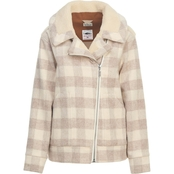 Woolrich Mill Wool Sherpa Jacket