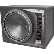 Rockford Fosgate 12 In. Punch P11X12 Single Loaded Enclosure