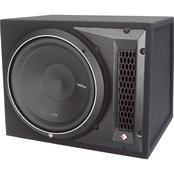 Rockford Fosgate 12 In. Punch P21X12 Single Loaded Enclosure