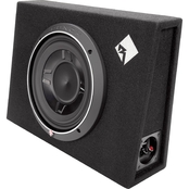 Rockford Fosgate 10 In. Punch P3S1X10 Single Shallow Loaded Enclosure