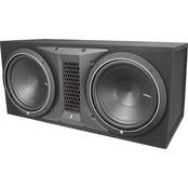 Rockford Fosgate 12 In. Punch P12X12 Dual Loaded Enclosure
