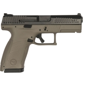 CZ P-10C 9MM 4 in. Barrel 10 Rds Pistol Black