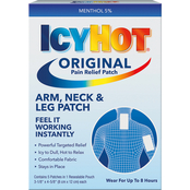 Icy Hot Patch Arm/Neck/Leg 5 Ct.