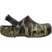 Crocs Boys Classic RealTree Camo Shoes
