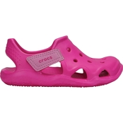Crocs Girls Swiftwater Wave Sandals