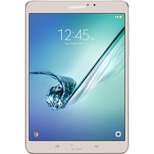 Samsung 8 in. Tab S2 Bundle with Book Cover
