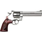 S&W 629 Deluxe 44 Mag 6.5 in. Barrel 6 Rnd Revolver Stainless Steel