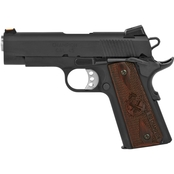 Springfield Range Officer Champion 45 ACP 4 in. Barrel 7 Rnd 2 Mag Pistol Black