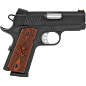 Springfield EMP 9MM 3 in. Barrel 9 Rds 3-Mags Pistol Black