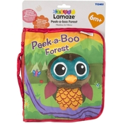Lamaze Peek-A-Boo Forest Soft Book