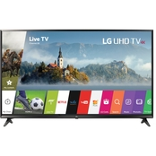LG 55 in. 2160p 4K HDR 120Hz Smart TV 55UJ6300
