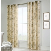 Commonwealth Home Fashions Caldwell Lined Grommet Top Drapery Panel