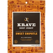 Krave Sweet Chipotle Beef Jerky 1 oz.