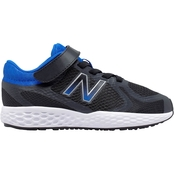 New Balance Boys KV720BLY Alt Close Run Shoes