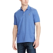 Ralph Lauren Classic Fit Pima Soft Touch Polo Shirt