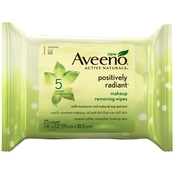 Aveeno Positively Radiant Daily Exfoliating Cleansing Pads