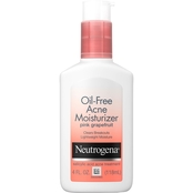 Neutrogena Oil-Free Facial Acne Moisturizer with Salicylic Acid 4 oz.