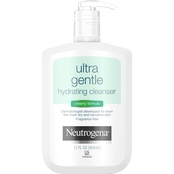 Neutrogena Ultra Gentle Hydrating Cleanser For Sensitive Skin, 12 oz.