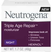 Neutrogena Triple Age Repair Moisturizer, Night, 1.7 oz.
