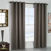 Commonwealth Home Fashions Belize Blackout Grommet Top Drapery Panel 2 Pk.