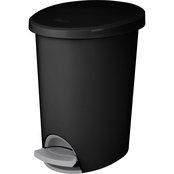 Sterilite 2.6 gal. Ultra StepOn Wastebasket