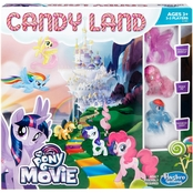 My Little Pony The Movie Candy Land Game