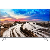Samsung 75 in. 2160p 4K HDR LED 120Hz Smart TV UN75MU8000