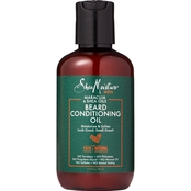 Shea Moisture Maracuja And Shea Oils Beard Conditioning Oil