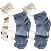Sperry Women's Ankle Socks 3 Pk.