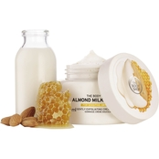 The Body Shop Almond Milk & Honey Body Scrub 8.4 oz.