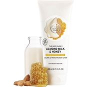 The Body Shop Almond Milk & Honey Body Lotion