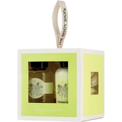 The Body Shop Moringa Treats Cube Bath and Body Gift Set