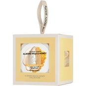 The Body Shop Almond Milk and Honey Treats Cube Body Care Gift Set