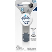 Glade Car Refill New Car Feel