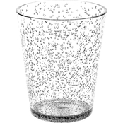 Zak Spritz 14 oz. Plastic Double Old Fashion Tumbler