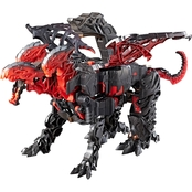 Transformers The Last Knight Mega 1 Step Turbo Changer Dragonstorm