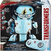 Transformers The Last Knight Autobot Sqweeks Remote Control Figure